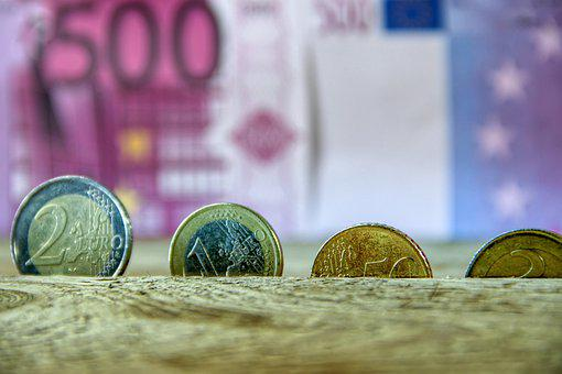 Euro, Denaro, Monete, Sembrare, Finanza