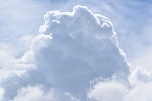 Nubes, Nublado, Naturaleza, Ambiente