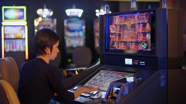 Slots, Casino, Jackpot, Gambling, Slot