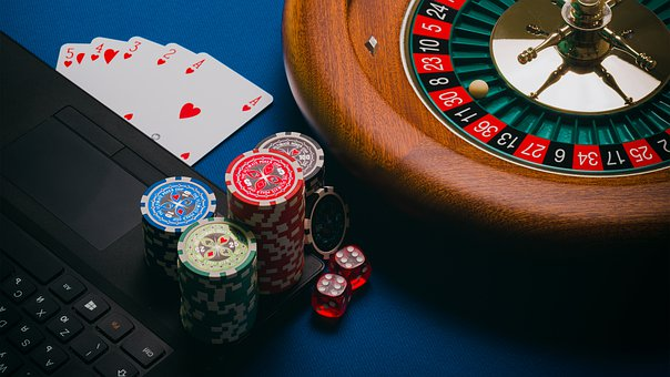Roulette, Chips, Casino, Poker, Gambling