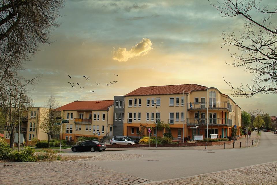 Nursing Home, Templin, Uckermark, Seniors Residence