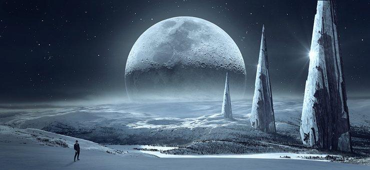 Fantasy, Science Fiction, Surreal