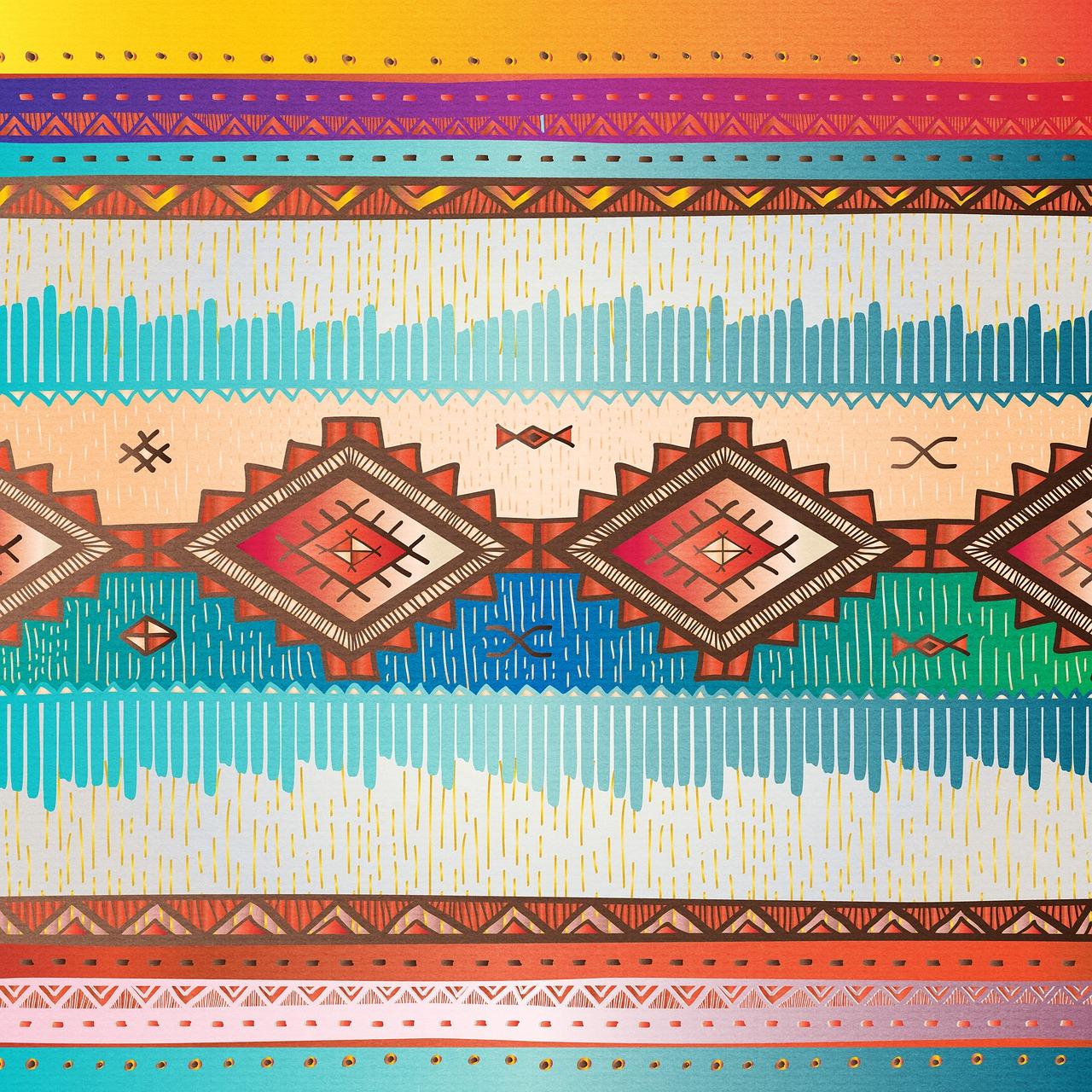 Digital Paper African Tribal Free Image On Pixabay