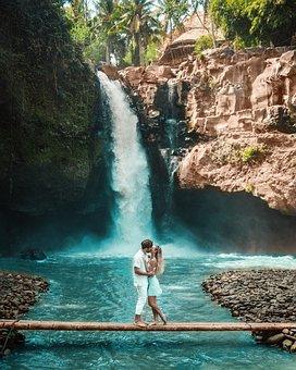 Bali, Sun, Summer, Indonesia, Pool, Girl