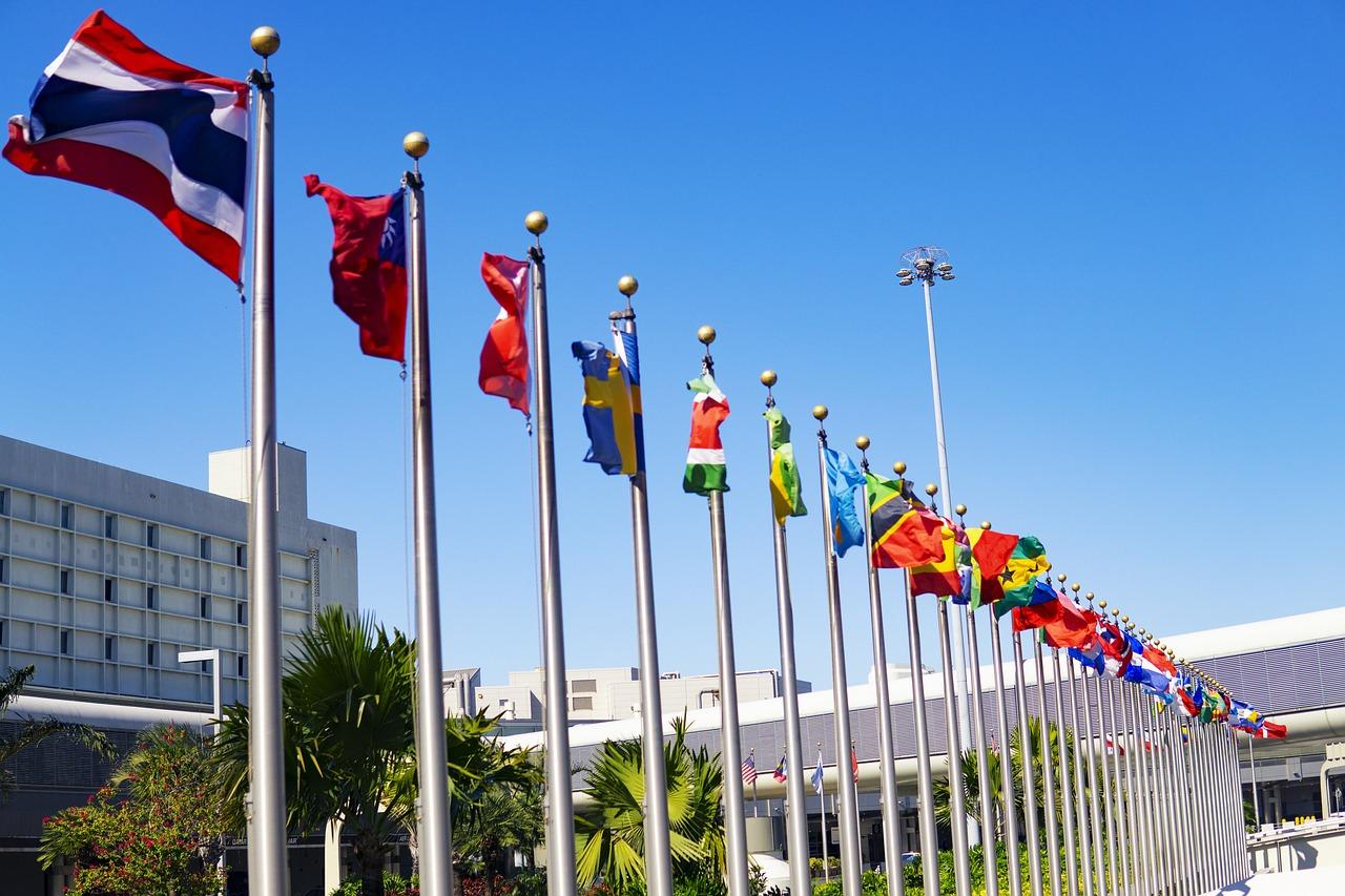 International Flags Un - Free photo on Pixabay