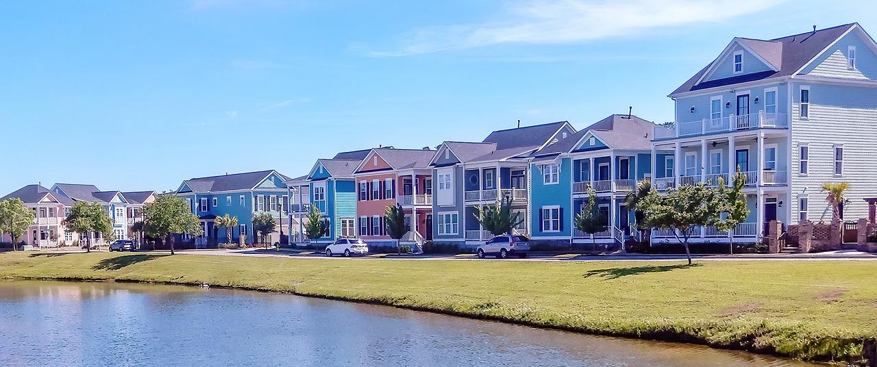 Casas Adosadas De - Foto gratis en Pixabay