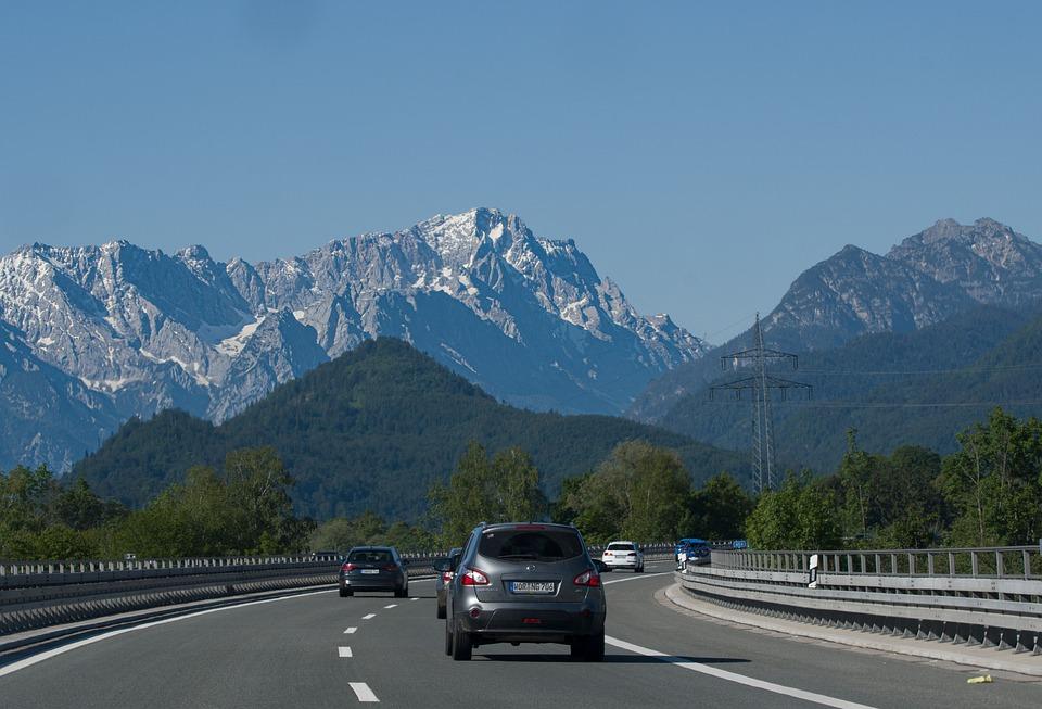 Autobahn Βαυαρία