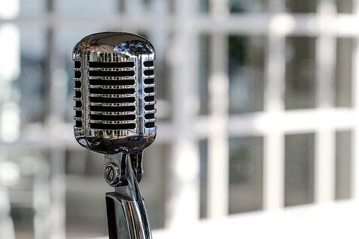 マイク, オーディオ, 音楽, ラジオ, サウンド, Podcast, スタジオ