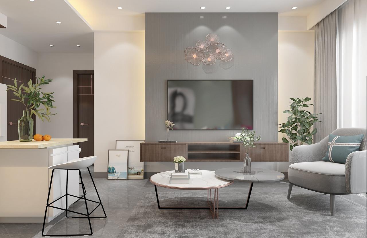 Apartment Interior Design Indoors Free Photo On Pixabay