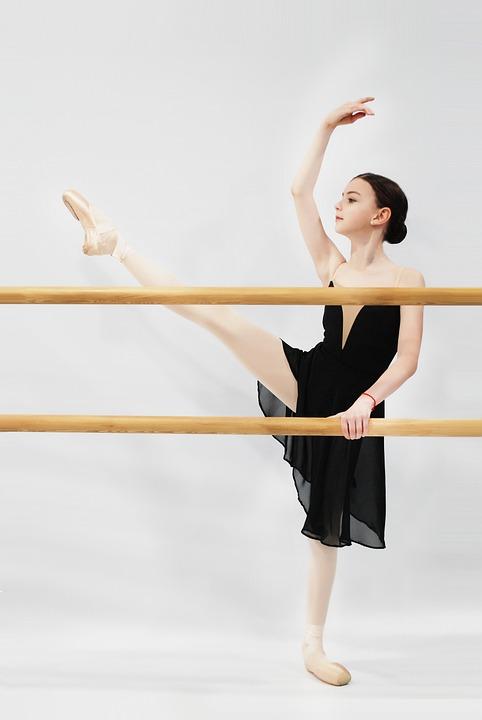 Ballet, Ballerina, Dance, Girl, Dancer, Baby