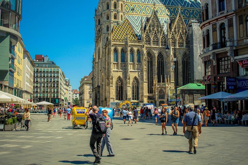 Tourismus, Reise, Streets, Straße, Stadt, Urban