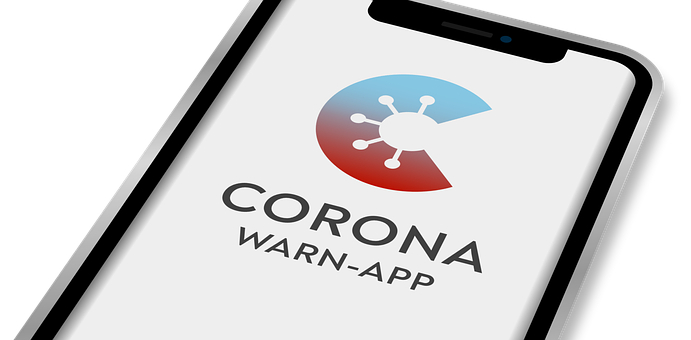 Aplikacja ma pozwolić na wykrycie COVID-19 po oczach. Pomysłodawcą jest niemiecka firma