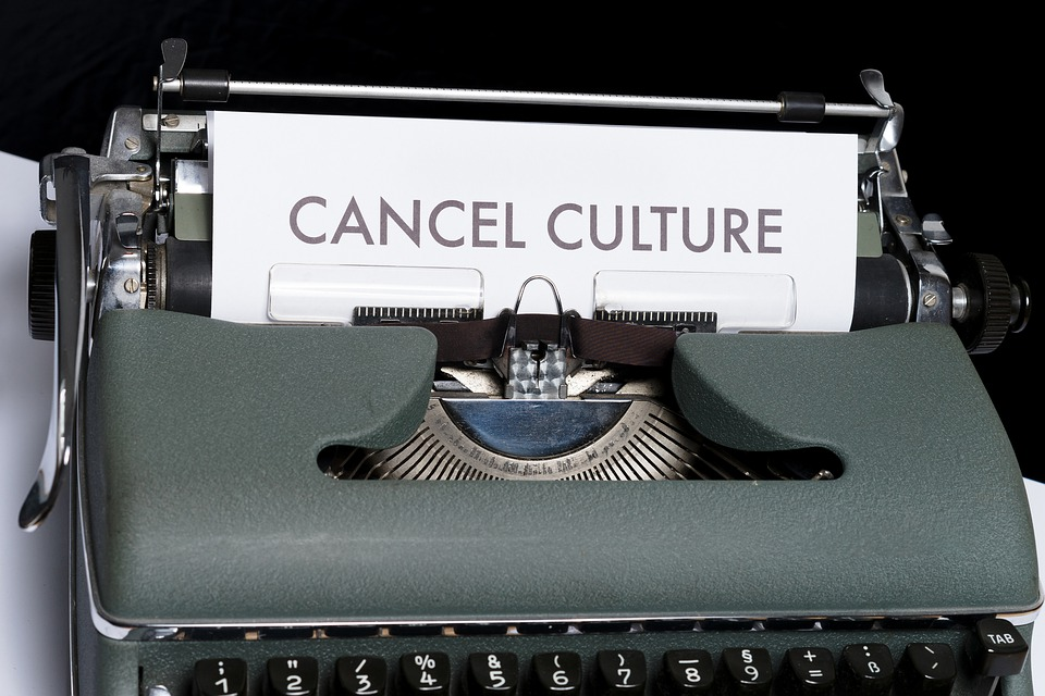 Cancel, Social, Society, Culture, Stop, Pull Back