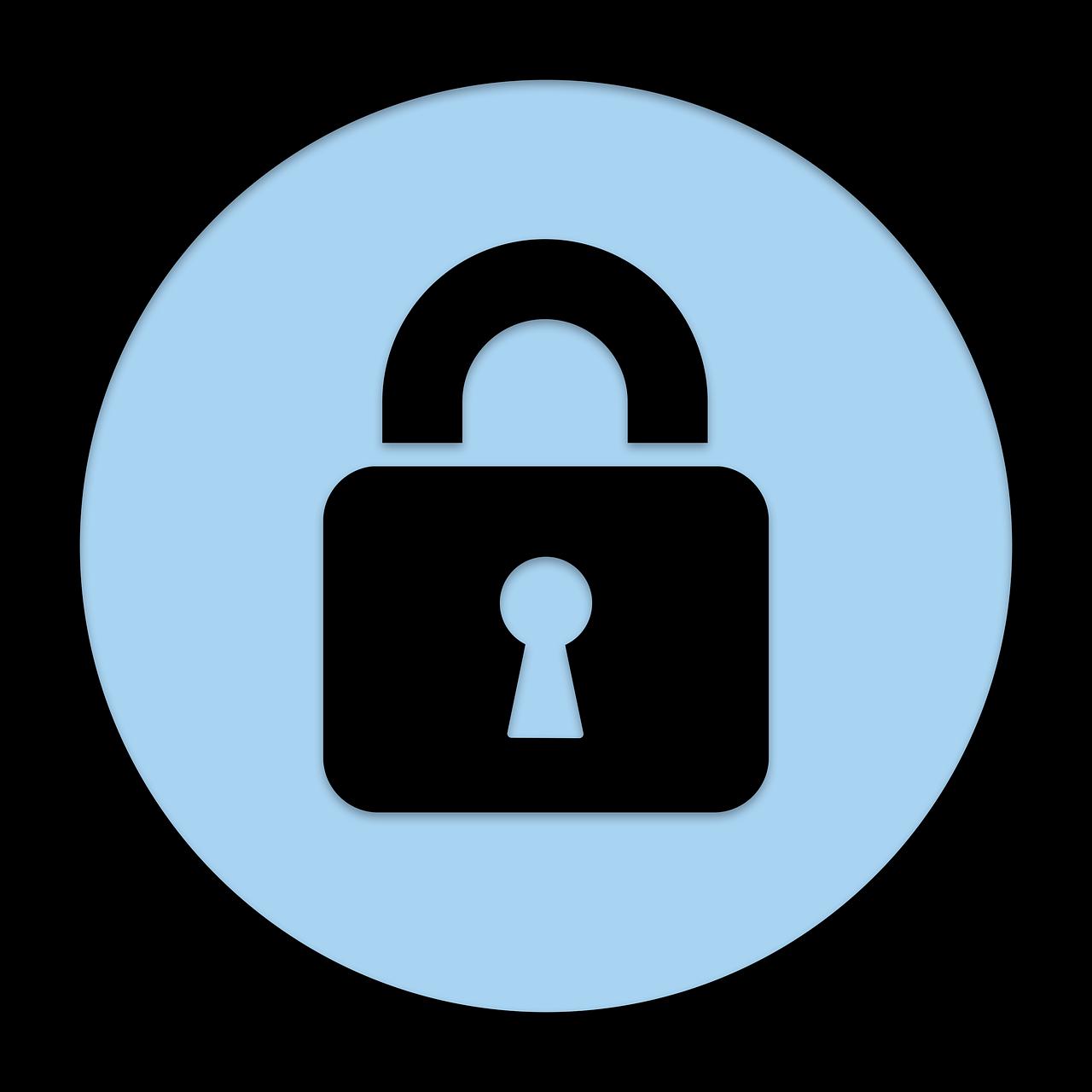 Icon Security Lock - Free image on Pixabay