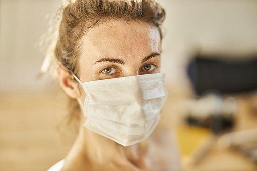 Mask, Virus, Hälsa, Epidemin, Covid-19