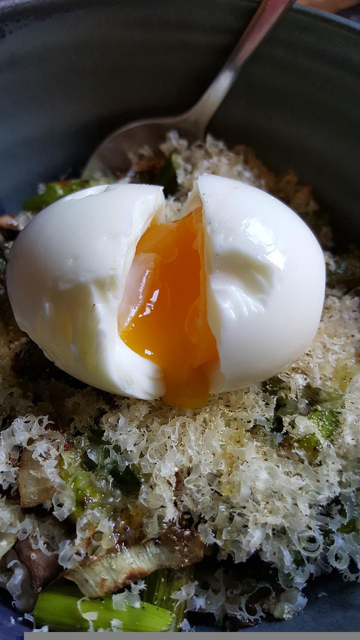 Runny Egg Boiled Cook Free Photo On Pixabay
