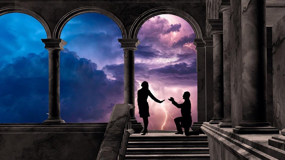 Wedding, Refusal, Sorry, Repentance, Forgiveness