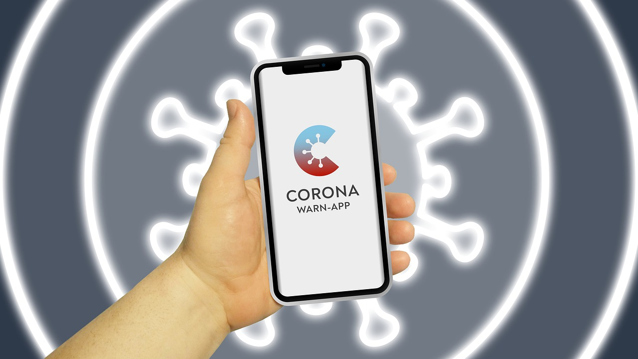 aplikacja mobilna test na covid-19