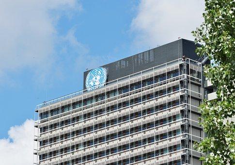 Le Bâtiment De L'Onu, Gratte Ciel, Bonn