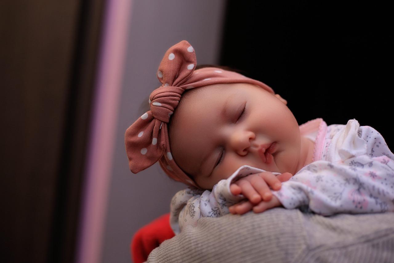 Baby Sleeping Cute - Free photo on Pixabay