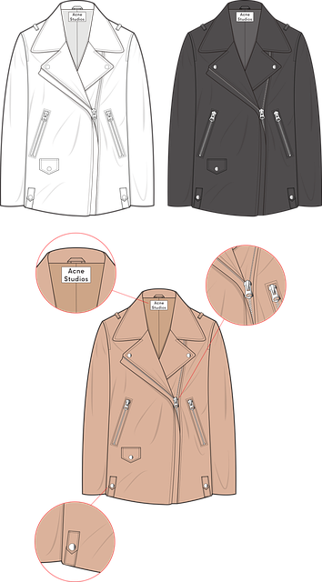 Technical Drawing Fashion Flat Free Vector Graphic On Pixabay