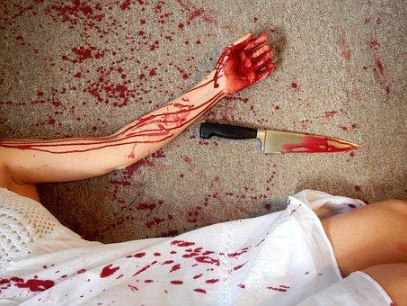 Asesinato, Portada, Libro, Forense