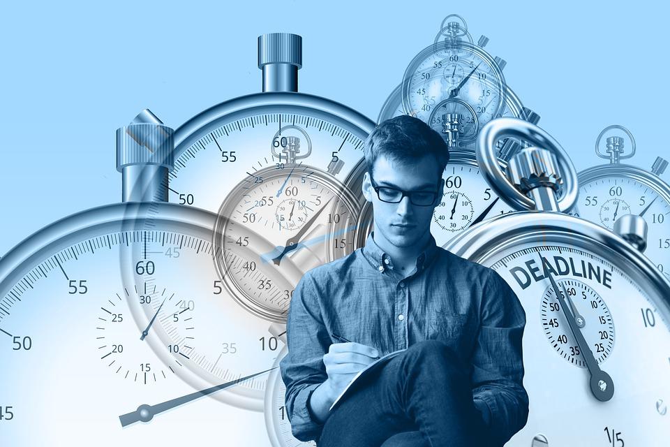 Stopky, Řízení Času, Čas, Osobní, Zaměstnanci, Výkon