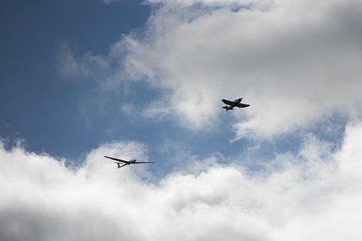 Glider, Tow, Gliding, Glider Pilot