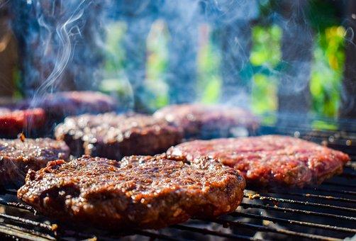 Barbacoa, Carne, Los Alimentos, Comer