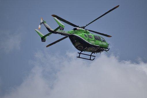 De Emergencia, Helicóptero, Rescate