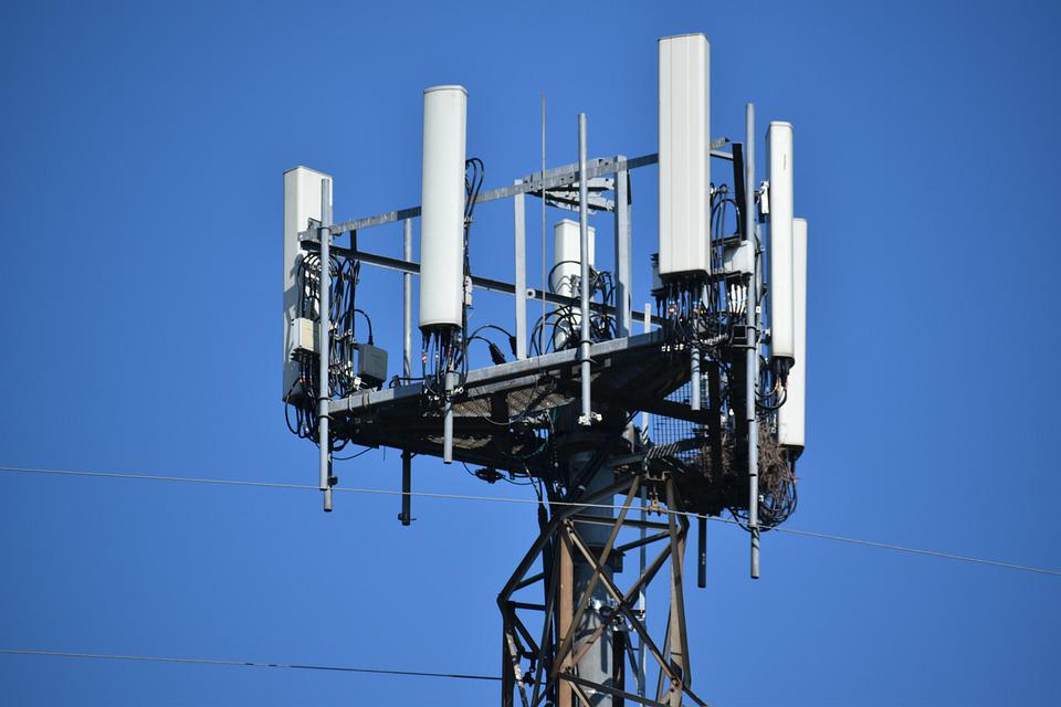 Cell Tower, 5G, Signal, Wifi, Dongle, Gprs, Radio