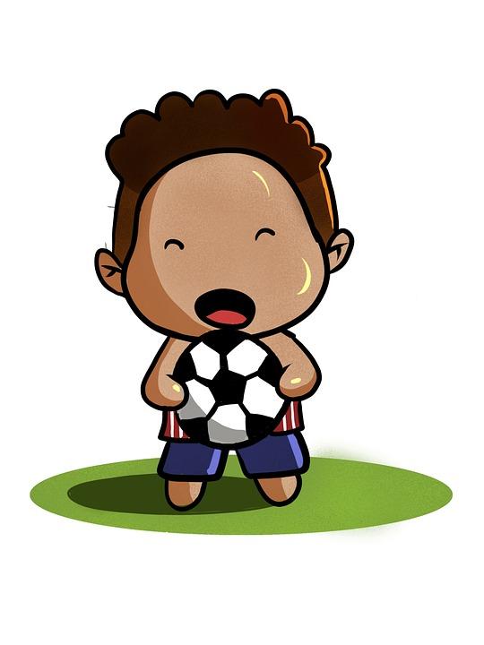 Lucu Pemain Sepak Bola Anak Foto Gratis Di Pixabay