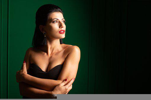 Model, Face, Portrait, Fashion, Makeup