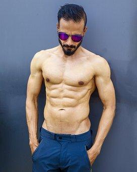 Man, Muscles, Abs, Sixpackninja