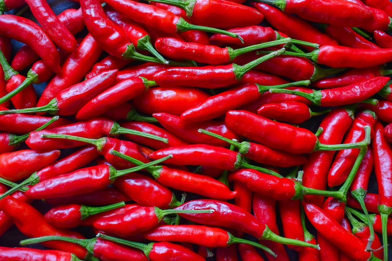 Chili Pepper Food