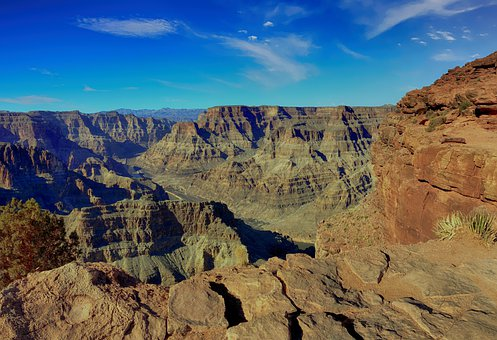 Canyon, Grand Canyon, Arizona, Landscape