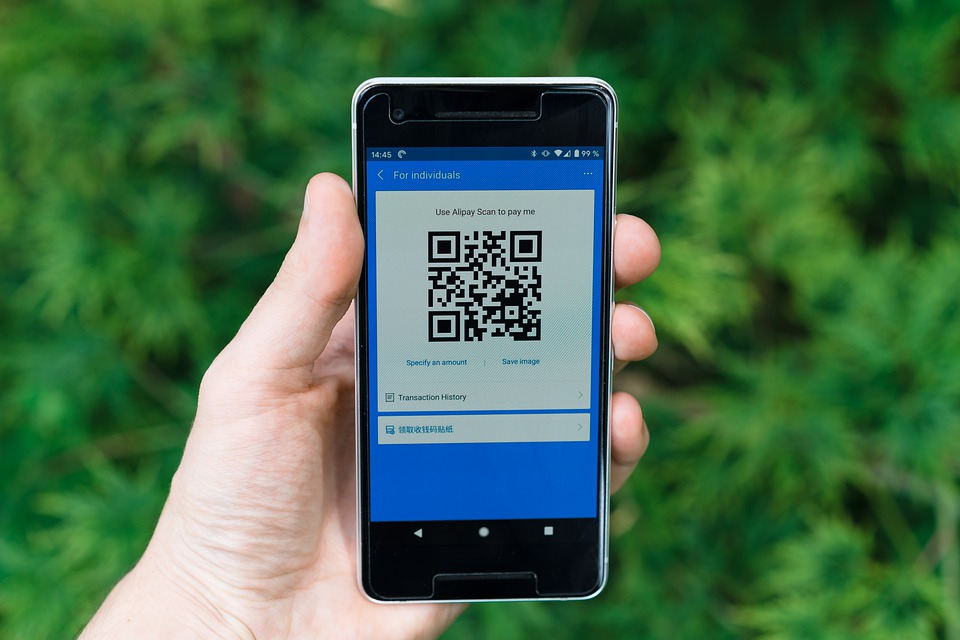Alipay, Mobile Payment, Qrcode, Alibaba, China, Pay