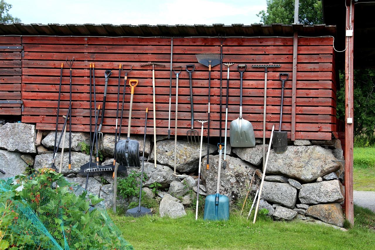 Yard Work Gardening Tools - Free photo on Pixabay