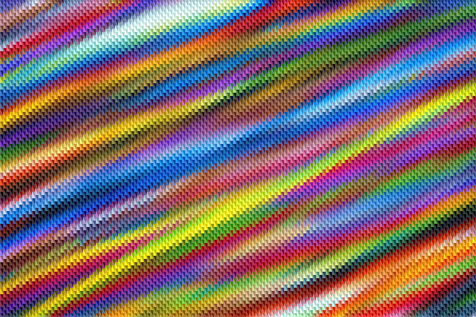 Pattern Abstract Rainbow Free Vector Graphic On Pixabay