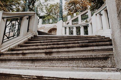 Architettura, Scala, Scale, Passi