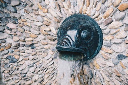 Architettura, Fontana, Acqua
