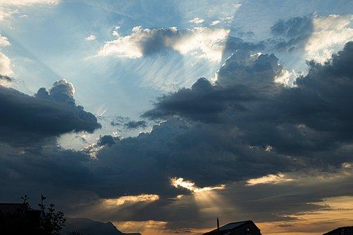 Light, Mood, Sun, Sunrise, Color, Sky