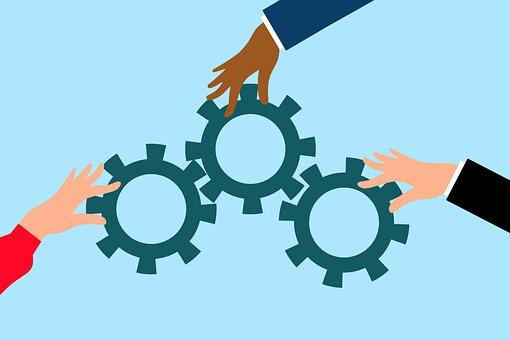 Hände, Teamarbeit, Zusammenarbeit