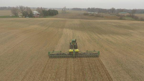Agriculture, Farming, Farmer, Planting