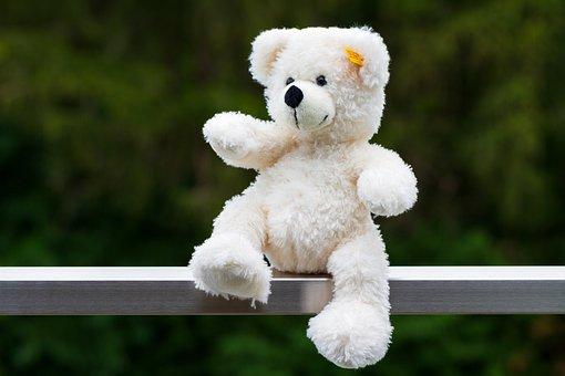 Teddy Bear, Stuffed Animal, Soft Toy