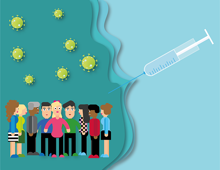 Virus, Vaccination, Corona, Vaccin