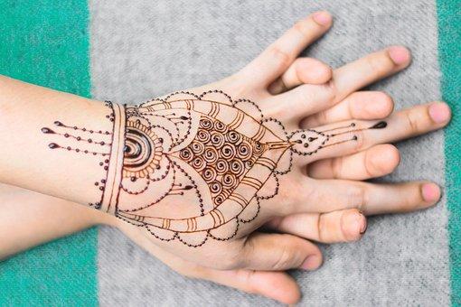 600 Contoh Gambar Henna Tato Gratis Pixabay