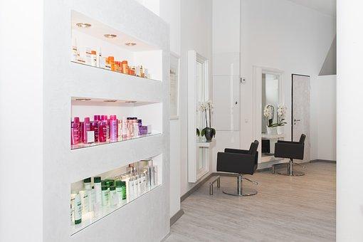 理髪店、美容院、ビジネス