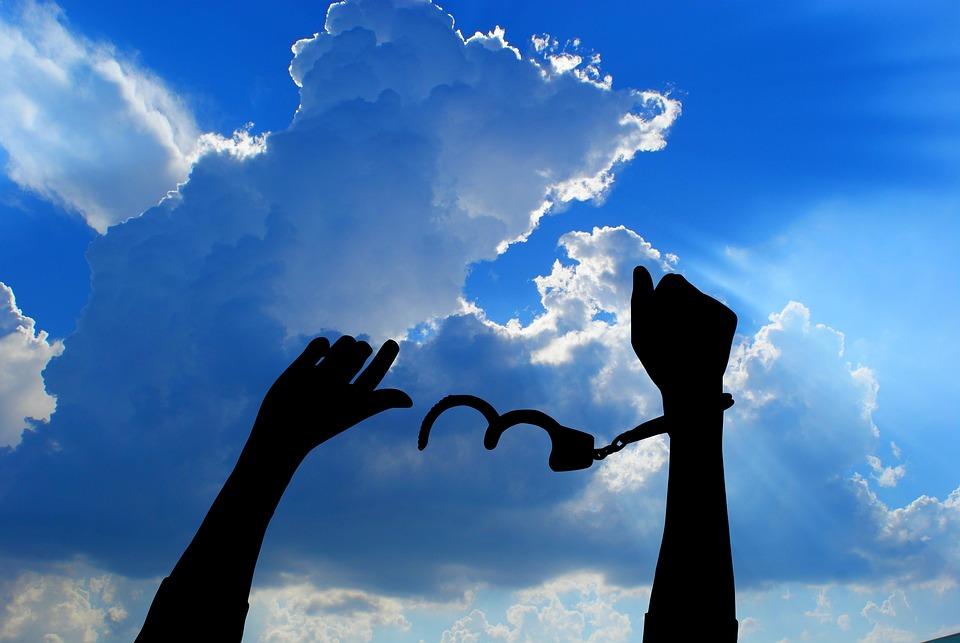 Eller Siluet Özgürlük - Pixabay'de ücretsiz fotoğraf