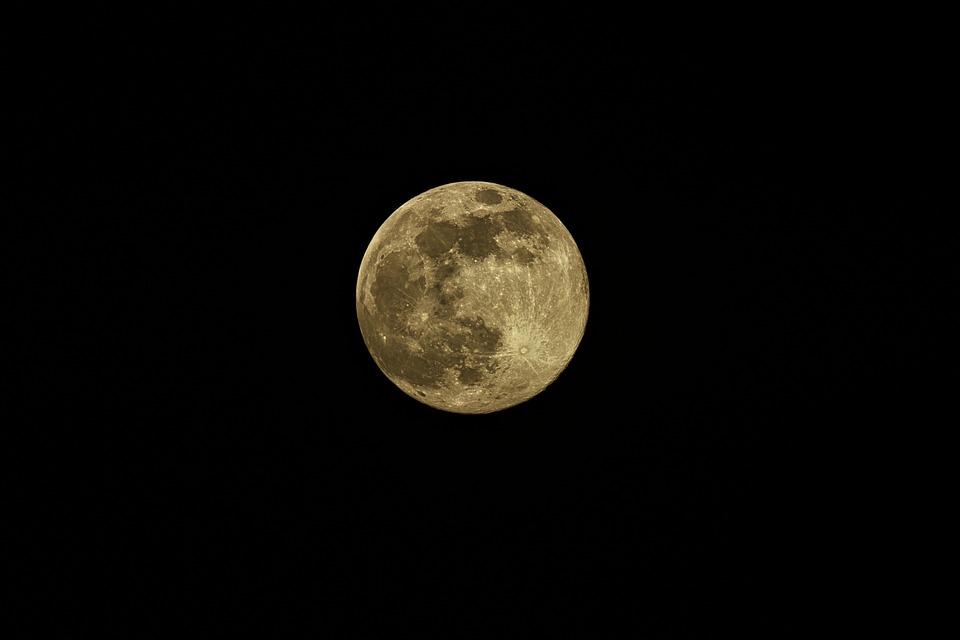 ムーン, 満月, スーパーセーラームーン